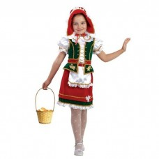 "Карнавальный костюм ""Красная Шапочка"" арт.408 Звездный маскарад"
