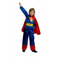 """Карнавальный костюм """"Супермен"""" арт.8028 Карнавальная ночь"""