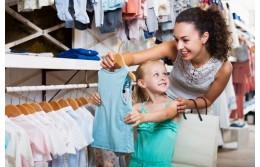 Как определить размер детской одежды